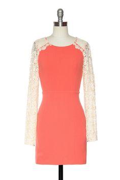 Clair de Lace Dress
