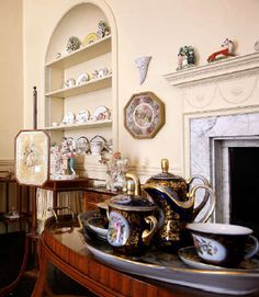 Home Decor Inspiration from Agatha Christie, Part 1 | Victorian Homes