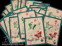 Off The Grid by Stampin Up! - The Long Goodbye List - Feeling Crafty