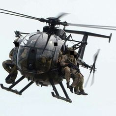 Helo Insertion