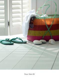 Colours Shown Floor: Salix 99 little greene company Painted Concrete Floors, Concrete Wood, Silver Paint, Grey Paint, Masonry Paint, Little Greene Paint, Paint Companies, Inspirational Wallpapers, Painted Pots