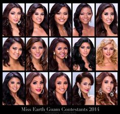 Miss Earth Guam 2014 finals tonight