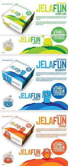 JelaFun Children's supplements PD