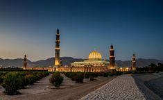 Sultan Qaboos Grand Mosque | Amazing Oman