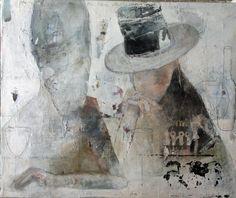 carola kastman,art,canvas,collage,artist