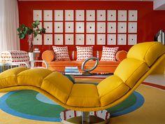diamond baratta interior design/images | Colorful Interior Design by Anthony Baratta - Decoholic