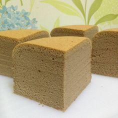 Nuttella Cotton Cake (Ogura)