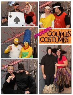 Modest Adult Couples Costumes **Halloween**