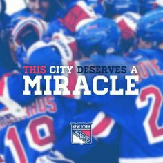 This City Deserves a Miracle