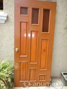 Madertac puertas de madera climatac puertas pinterest puertas de madera madera y - Puertas de madera para entrada principal ...