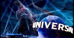 Sebuah Taman hiburan di jepang menjadikan Godzilla sebagai salah satu dari wahana terbarunya