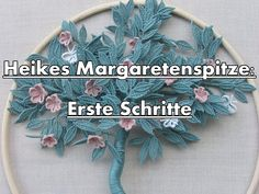 Heikes Margartenspitze: Erste Schritte A nice explanation about the beginning and techniques of Margaretenspitze!! All novice knopers can easily meeknopen with this video