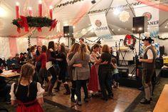 Dancing at Denver Christkindl Market in downtown Denver, #Colorado. http://www.heiditown.com/2014/12/05/featured-festival-denver-christkindl-market-2014/