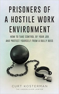 Amazon.com: Prisoners Of A Hostile Work Environment: How To Take Control Of Your Job And Protect Yourself From A Bully Boss eBook: Curt Kosterman: Kindle Store