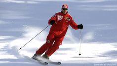 Schumacher cumple 3 años de correr por su vida