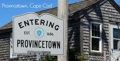 Provincetown, Cape Cod {Cape Cod Series}