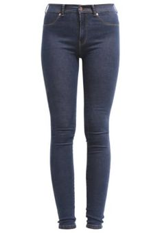 Bestill Dr.Denim PLENTY - Jeans Skinny Fit - dark stone for kr 399,00 (11.10.16) med gratis frakt på Zalando.no