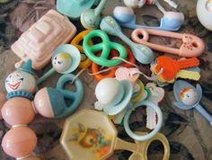 vintage baby toys vintage-baby