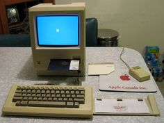 Early Apple Macintosh