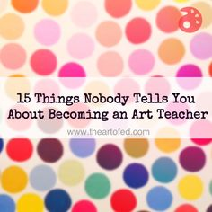 15 Things No One Tells You