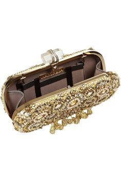 Marchesa    #purse #bags #clutch #women #fashion #designer