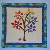 Quilting: Happee Tree
