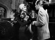 Audrey Hepburn in Sabrina (1954)