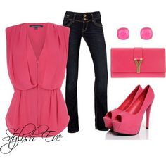 Spring-Summer-2013-Outfits-for-Women-by-Stylish-Eve_22.jpg (598×598)