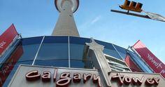 Calgary Tower em Calgary #viagem #canada #viajar