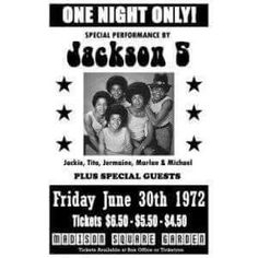 Curiosities and Facts about Michael Jackson ღ by ⊰ Facts About Michael Jackson, Young Michael Jackson, Gary Indiana, Jackson 5, Madison Square Garden, Save The Children, I Remember When, Concert Posters, Kinds Of Music
