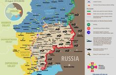 Russia – Ukraine war updates: daily briefings as of August 29, 2016