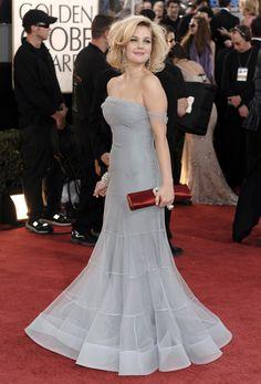 Golden Globe Awards 2009 - Drew Barrymore - Dior