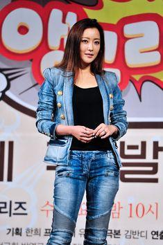 "Kim Hee Sun | ""Angry Mom"" Press Conference"
