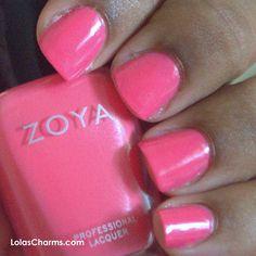 Lola's Charms: Review: Zoya Micky