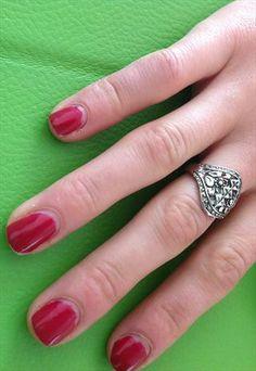 Tibetan silver ring Asos, Silver Rings, Women