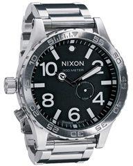 NIXON THE 51-30 TIDE WATCH - BLACK
