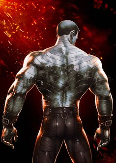 Marvel Colossus Tribute - Heavy Metal by Kanthesis.deviantart.com on @DeviantArt
