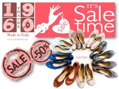 Ballet Flats 1960Travel Made in Italy  e-commerce-shoes  http://www.1960travel.com/#!outlet/c1ehv  Una pioggia di Saldi.....  Scegli il tuo Colore e indossa le tue 1960Travel !  Le uniche Ballerine Pieghevoli con suola in cuoio  coperte da Brevetto.