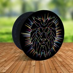 Cool Polygonal Lion Head Pop Socket for anyone that loves Lion. This Lion Head cell phone grip is also a great way to personalize your phone or tablet. Get one for that Lion lover in your life. Cool Popsockets, Cool Stuff, Cell Phone Grip, Pop Socket, Lion, Leo, Lions