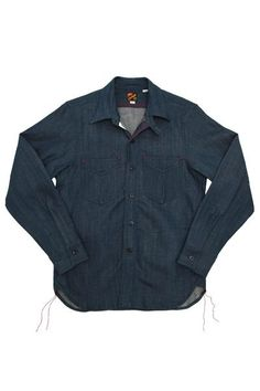6c0798ea52 Ranger Shirt - Denim Rangers Shirt