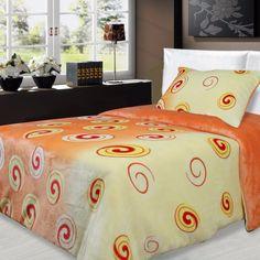 Povlečení mikroflanel Millenium 140×200 + 70×90 – Oranžové spirály Pohodlné Povlečení mikroflanel Millenium 140×200 + 70×90 – Oranžové spirály levně.Dvoudílná sada z mikroflanelu. Pro více informací a detailní popis tohoto povlečení přejděte na stránky obchodu. … Comforters, Bedding, Blanket, Home, Creature Comforts, Quilts, Bed Linens, Ad Home, Blankets