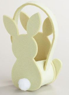 Easter Toys, Easter Egg Crafts, Foam Crafts, Diy And Crafts, Paper Crafts, Basket Crafts, Mothers Day Crafts For Kids, Creative Gift Wrapping, Easter Baskets
