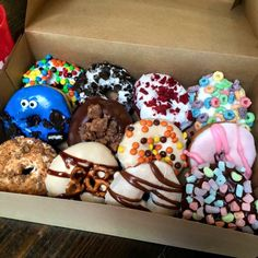 Summer idea. Who doesn't love donuts?