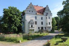 Schloss Heynitz in Sachsen (Familie von Heynitz)