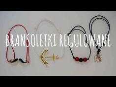 Jak zrobić bransoletki regulowane? - [#4] Kurs tworzenia biżuterii od podstaw | Qrkoko.pl - YouTube