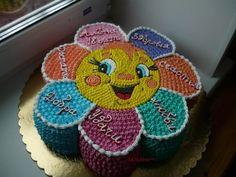 торт цветик семицветик - Поиск в Google