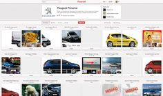 Peugeot's Pinterest Jigsaw Puzzle    The puzzle can be completed by trying to find and match images on Peugeot Panama's Facebook page or website. The first five people to complete the puzzle boards and share it with Peugeot, will be able to win prizes.