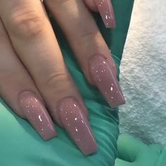 French Fade With Nude And White Ombre Acrylic Nails Coffin Nails Gliter Nails, Polygel Nails, Summer Acrylic Nails, Glam Nails, Best Acrylic Nails, Nude Nails, Acrylic Nail Designs, Coffin Nails, Summer Nails