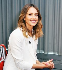 Jessica Alba graduated from high school at age 16
