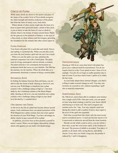 Dungeons And Dragons Classes, Dungeons And Dragons Characters, Dungeons And Dragons Homebrew, Dnd Characters, Dnd Druid, Magic Realms, Dnd Races, Dnd Classes, Dnd 5e Homebrew